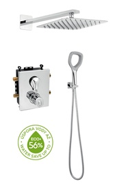 Novaservis SADAECO52RT Shower Set Chrome ECO+