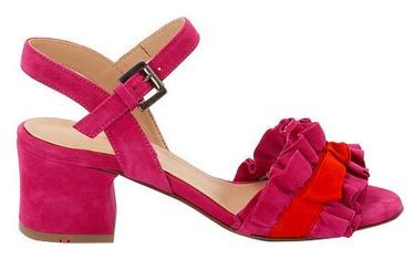 Lloyd Sandals 19-638-04 Hot Pink Scarlet Red 35
