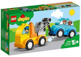 Konstruktorius LEGO Duplo My First Tow Truck 10883