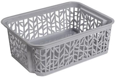 BranQ Basket Bamboo Gray 29