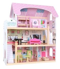 EcoToys medinis lėlių namas 4110