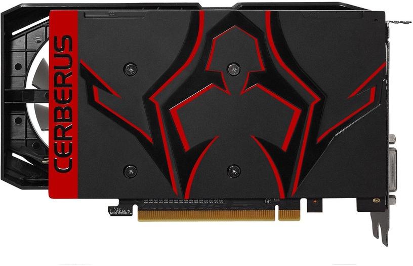 Asus Cerberus GeForce 1050 Ti OC Edition 4GB GDDR5 PCIE CERBERUS-GTX1050TI-O4G