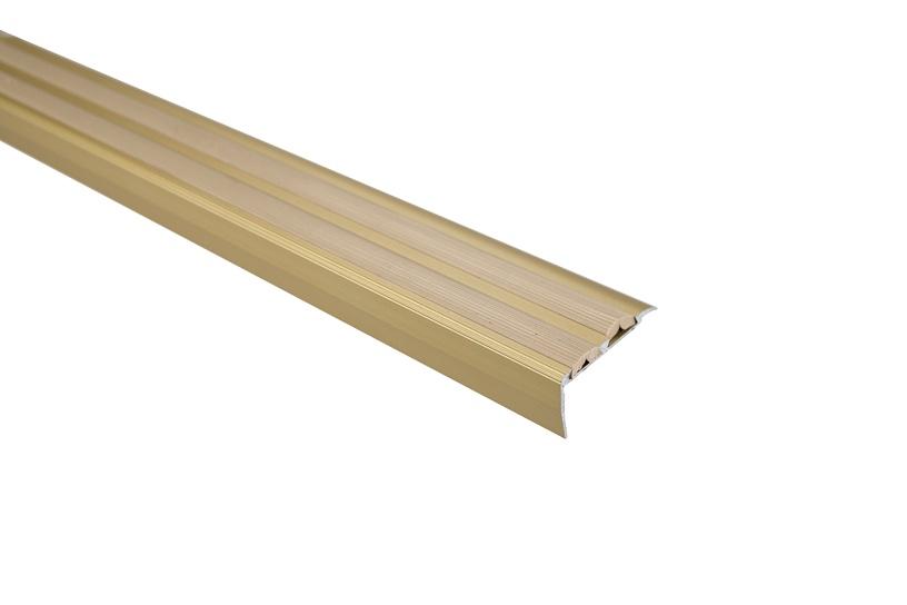 Kāpņu leņķis Salag S19IC2, zelta, 1800 mmx40 mm