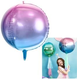 Party&Deco Foil Balloon 35cm Blue/Purple
