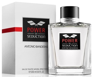 Tualetes ūdens Antonio Banderas Power Of Seduction 200ml EDT