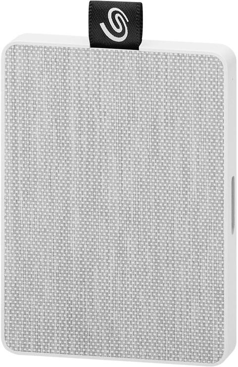 Жесткий диск Seagate One Touch 500GB White, HDD, 500 GB, белый