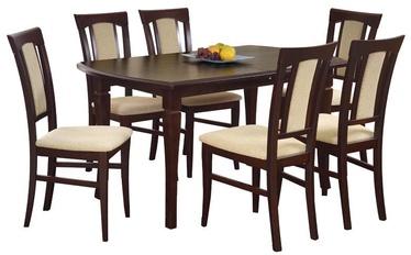 Pusdienu galds Halmar Fryderyk Craft Oak, 1600x800x740 mm