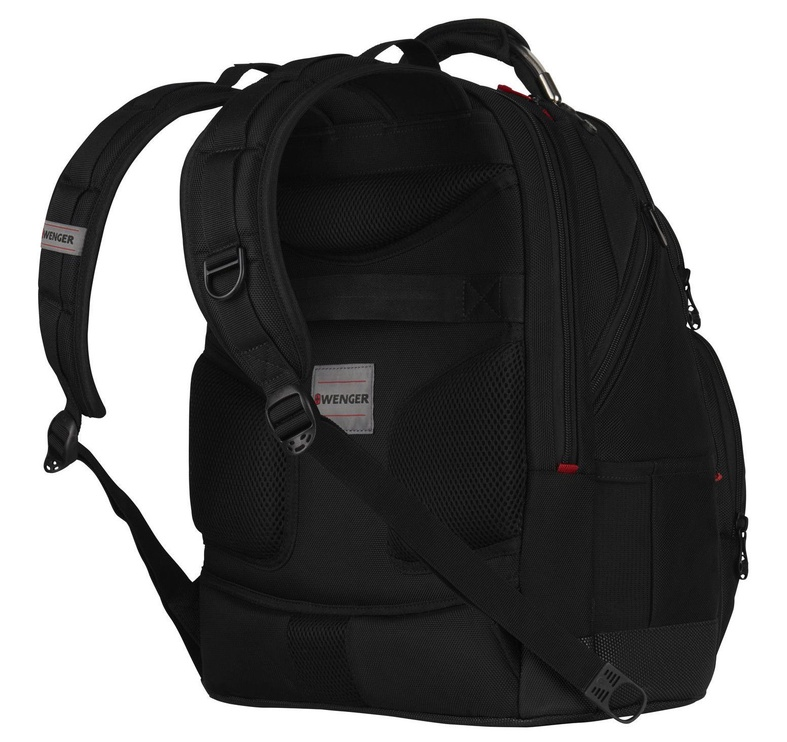 Wenger Synergy Deluxe 16 Laptop Backpack