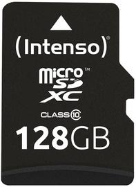 Intenso microSDXC 128GB Class 10 w/Adapter 3413491