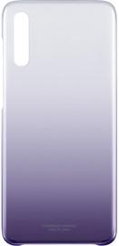 Samsung Gradation Back Case For Samsung Galaxy A70 Violet