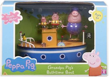 Tm Toys Grandpa Pigs Bathtime Boat 05060