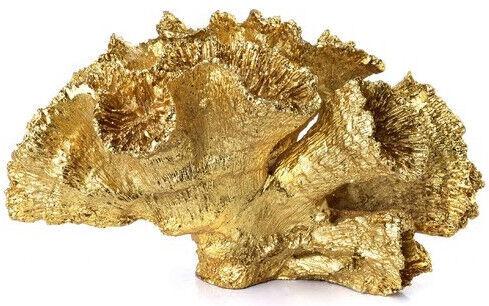 Фигурка Mondex Samoa Coral Figure Gold 17x13x10cm