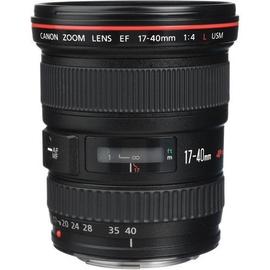 Canon Zoom Lens EF 17-40mm F/4L USM