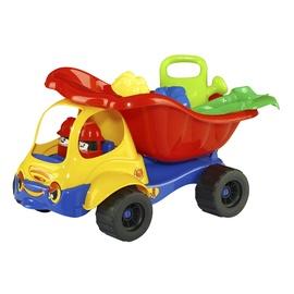 Smilšu kastes rotaļlietu komplekts WBA