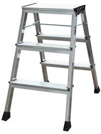 Лестница Krause Double-Sided Foldable Ladder Rolly 130068