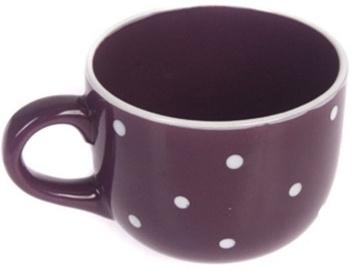 Banquet Jumbo Dots Violet Mug 500ml