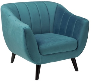 Fotelis Signal Meble Elite Velvet 1 Turquoise, 83x68x91 cm