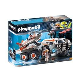 Konstruktorius Playmobil Top Agents, mūšio sunkvežimis, 9255