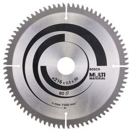 Disks ripzāģa Stac.216x30x80 Multi Mat.
