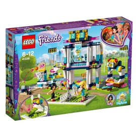 Konstruktorius LEGO Friends, Stefanijos sporto arena 41338