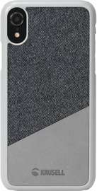 Krusell Tanum Back Case For Apple iPhone XR Grey