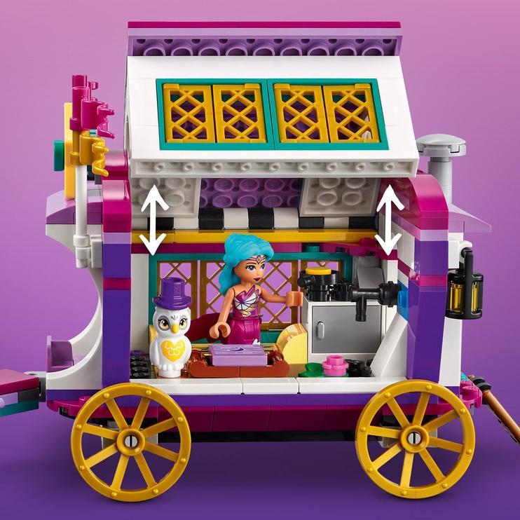 Конструктор LEGO Friends Magical Caravan 41688, 348 шт.