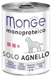 Monge Monoproteinic Pate 100% Lamb 400g