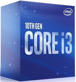 Procesors Intel® Core™ i3-10100F 3.6GHz 6MB BOX BX8070110100F