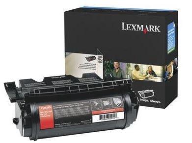 Lazerinio spausdintuvo kasetė Lexmark T64X Toner Cartridge Black
