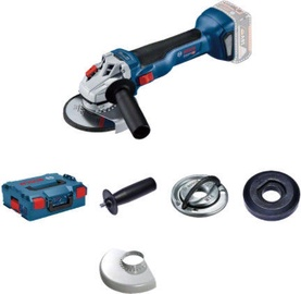 Bosch GWS 18V-10 Cordless Angle Grinder with L-Boxx 136 without Battery