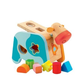 Djeco Toddlers Cachatou Maggy Sorting Center