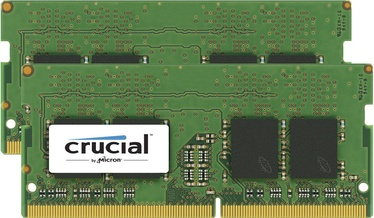 Crucial 8GB 2666MHz CL19 DDR4 SO-DIMM KIT OF 2 CT2K4G4SFS8266