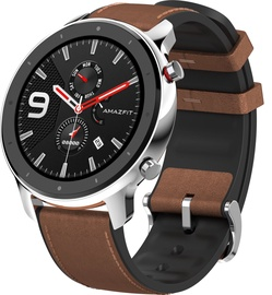 Умные часы AmazFit GTR 47mm Stainless steel