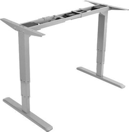Maclean MC-763 Electric Sit-Stand Desk Frame