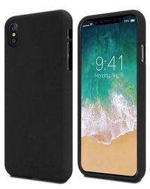 Mercury Soft feeling Matte Back Case For Apple iPhone 11 Pro Max Black