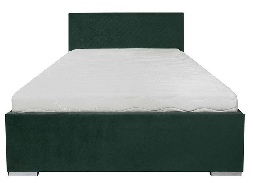 Black Red White Syntia Bed 140 Green