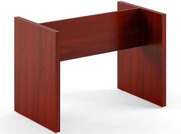 Skyland Table Frame B 601 Burgundy