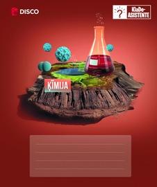 Klade-Asistente Ķīmijai, B5, 32 lapaspus (DISCO)