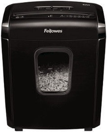 Уничтожитель бумаг Fellowes Powershred 6M Mini-Cut, 4 x 12 mm