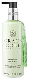 Grace Cole Softening Hand Lotion 300ml Grapefruit, Lime & Mint