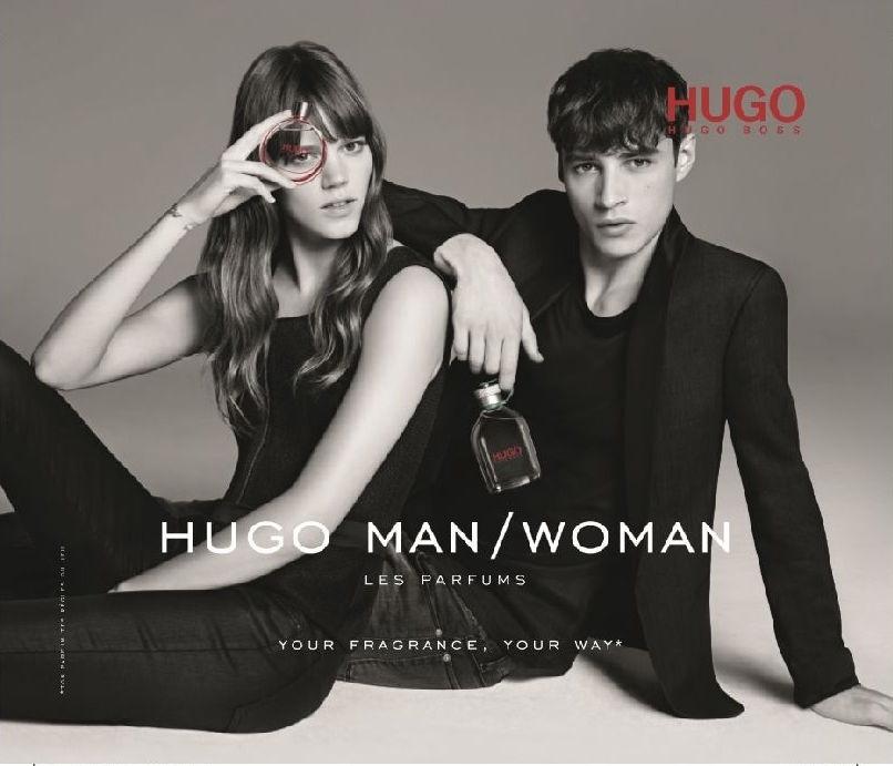 Kvepalai Hugo Boss Hugo Woman 2015 30ml EDP