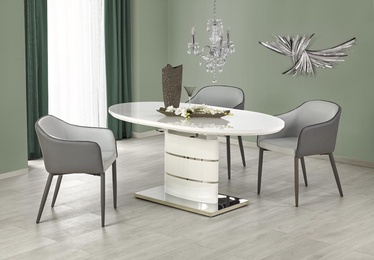 Halmar Dining Table Aspen White