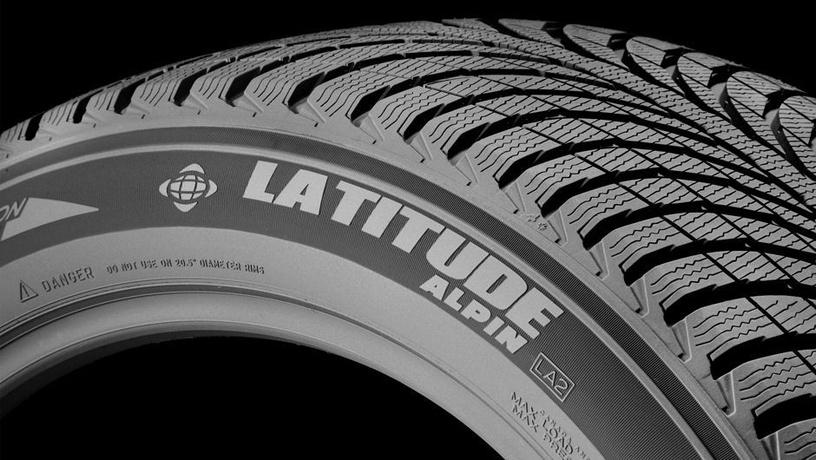 Automobilio padanga Michelin Latitude Alpin LA2 255 50 R20 109V XL