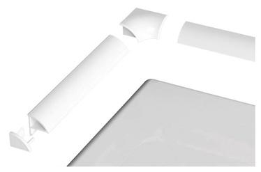 Apdailos juostelių kampelių komplektas Ravak B440000001