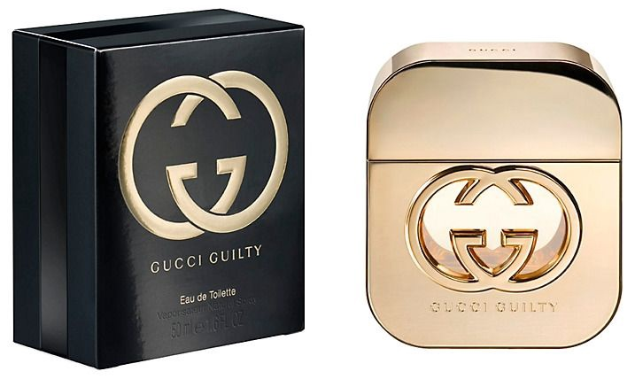 Parfüümid Gucci Guilty for Women 50ml EDT
