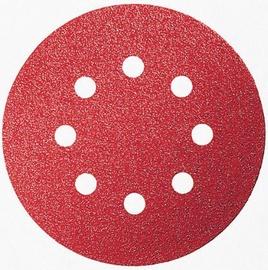 Šlifavimo diskas Bosch 2607019494, K120, 125 mm, 25 vnt.
