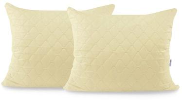 Наволочка DecoKing Axel Pillowcase Cream 50x60 2pcs