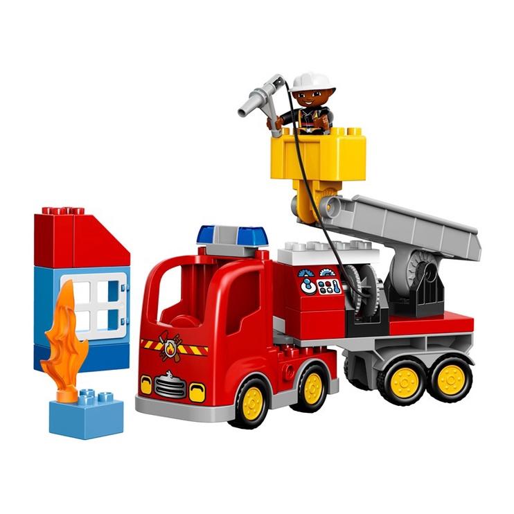 Konstruktor LEGO Duplo Fire Truck 10592