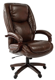 Chairman 408 Leather Brown