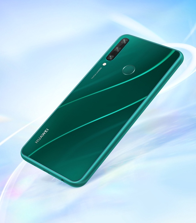 Mobilusis telefonas Huawei Y6p Emerald Green, 64 GB